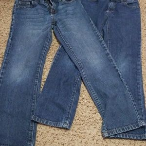 Crazy 8 size 10 jeans boys Lot
